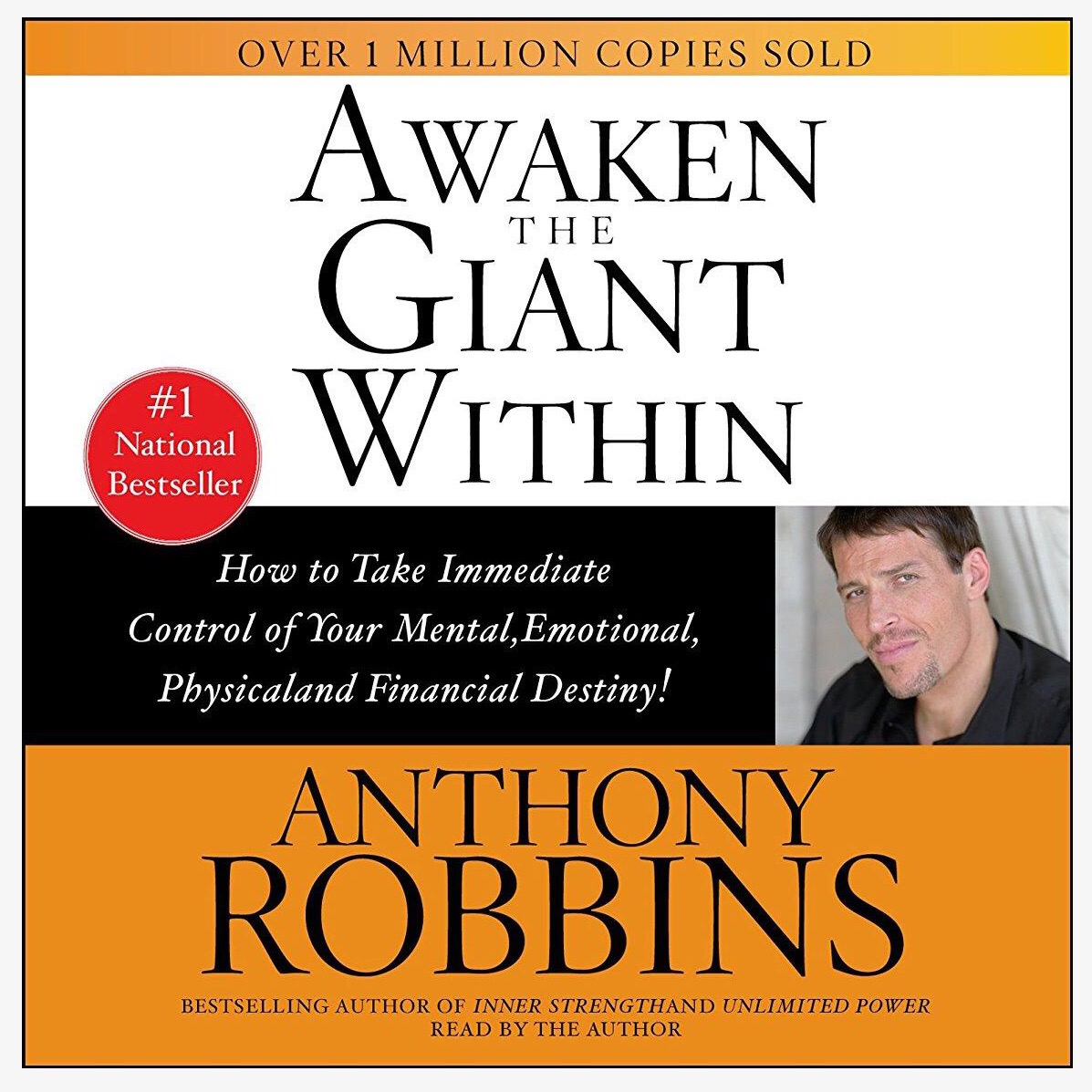 Book notes: Awaken the Giant Within by Tony Robbins – Best self-development Books