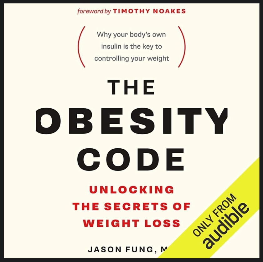 The Obesity Code: Unlocking the Secrets of Weight Loss by Jason Fun, MD book review summary.